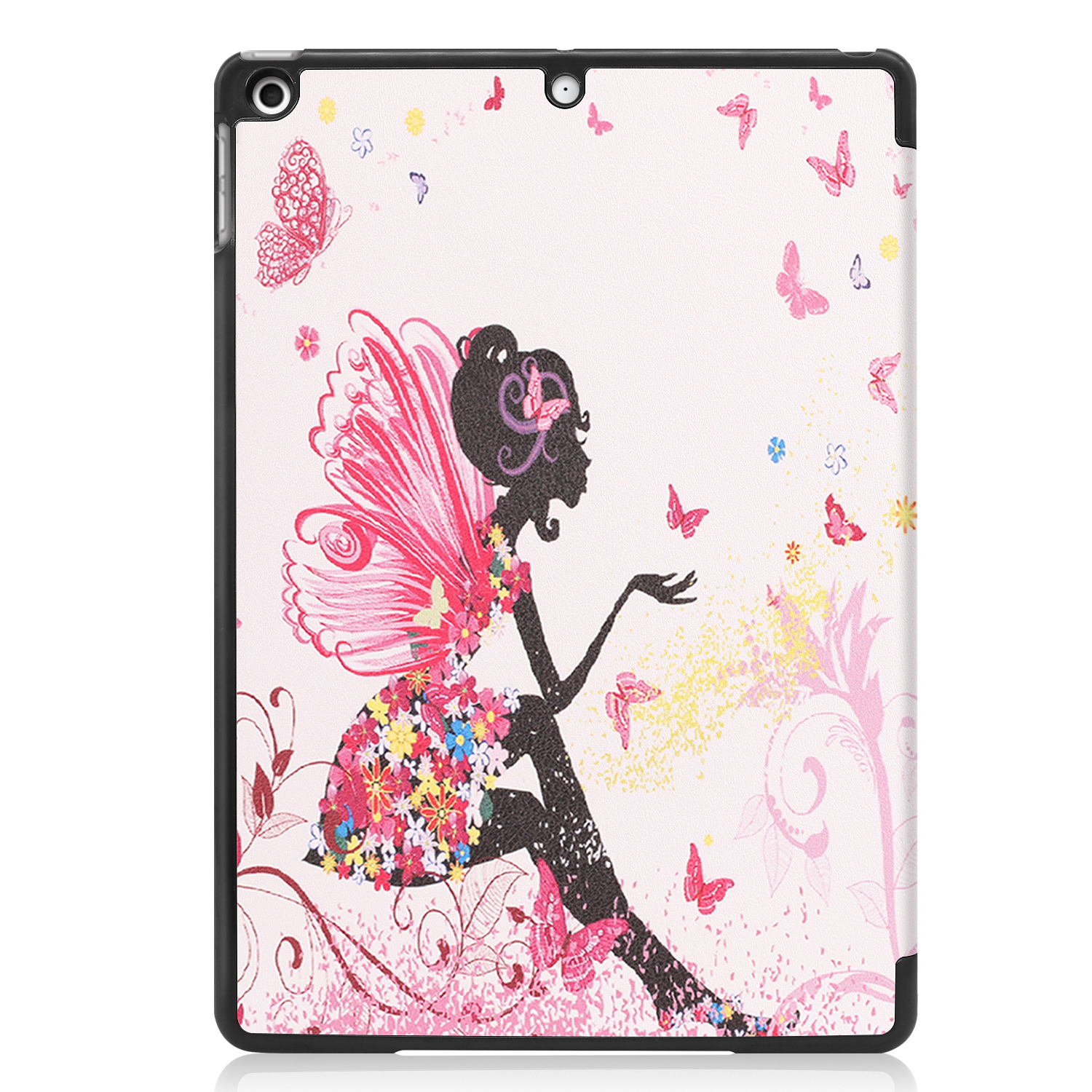 iPad 8-8th-Generation for Apple A2428/a2429 Smart-Cover Magnetic Sleep iPad/8th/Cas Case