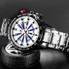 Часы наручные boamigo Мужские кварцевые роскошные Брендовые