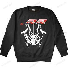 Nowa dostawa mężczyźni bluza z kapturem jesień S1000RR bluzy dla fanów jazdy motocykl koszula S 1000 RR slim Fit bluza unisex mężczyźni bluzy tanie tanio Jesień I Zima Na co dzień CASUAL CN (pochodzenie) Pełne COTTON POLIESTER Drukuj REGULAR Z okrągłym kołnierzykiem shubuzhi