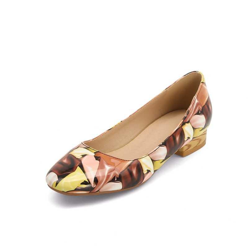 Plus duży rozmiar 30-43 różowy biały Bowtie słodka, modna wiosna jesień dziewczyny panie kobiety kobiety mieszkania buty D1202