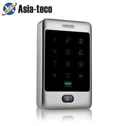 Standalone Toegangscontrole Systeem Rfid Keypad Metal Touch Waterdichte IP65 Deurslot Beveiligingssysteem