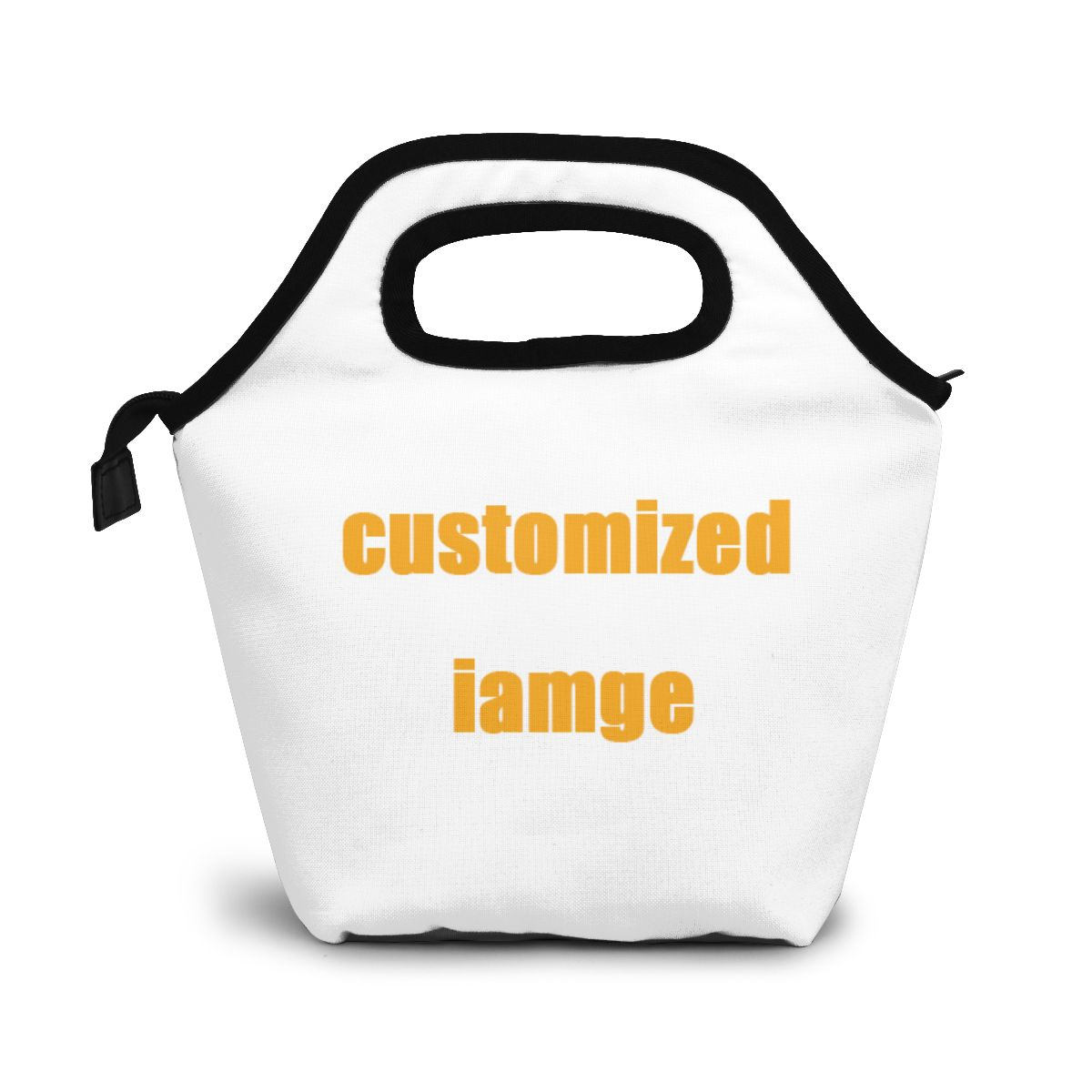 NOISYDESIGNS Customized New Fresh Insulation Cold Bags Thermal Lunch Bag Waterproof Convenient Leisure Bag Tote Bolsos Mujer