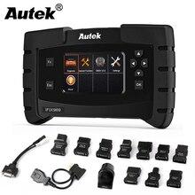 Autek IFIX969 OBD2 scanner automotriz escáner scaner automotriz Sistema completo OBD 2 herramienta de diagnóstico de coche ABS SRS EPB DPF reinicio multilingüe ODB2 escáner automotriz escaner automovil