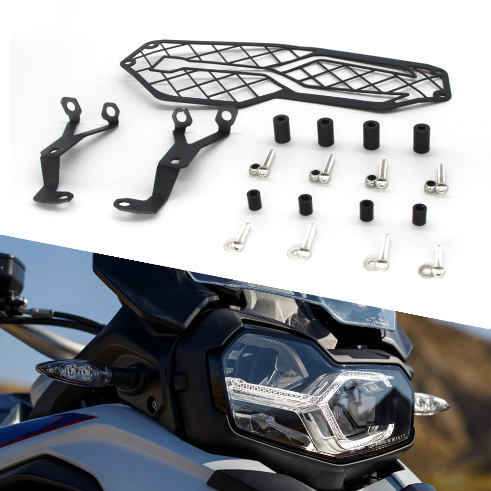 Motoparty Radiator Guard Grill Grille Cover Protector For BMW F750GS F850GS 2018-2019 F750 F850 GS