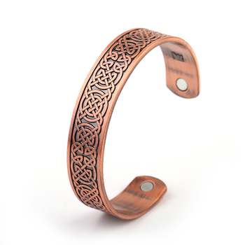 Bracelet viking magnetique contre symptômes Migraines Fatigue  2