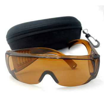 Laser Protective Goggles 1064nm (800-1100nm) Infrared Laser Safety Glasses Invisible IR laser safety glasses 600 1100nm o d 6 ce certified