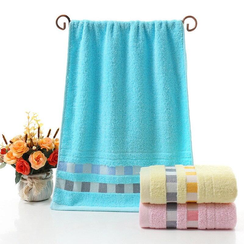 77 X 33cm Bath Towels 100% Cotton Towel Avaliable Cotton Fiber Natural Eco-friendly Embroidered Bath Towel