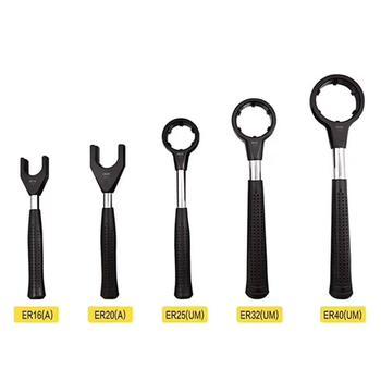 pull stud wrench  for BT30 BT40,ER11 ER16 ER20 ER25 ER32 ER40 DC6 DC8 DC12 DIN40(69872) B6339-40 MAZAK40 spanner gus bt30 bt40 bt50 er16a er32um cnc wrench strong pull nail wrench er nut wrench