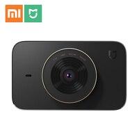 Xiaomi Mijia Smart Car DVR Voice Control Driving Video Recorder Dash Camera 1080P 140 Degree Wide Angle 3 Inch HD Screen|Smart Remote Control| |  -