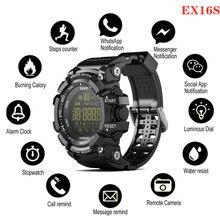 EX16S Smart Watch IP67 Waterproof Men Sports Alarm Long Stan