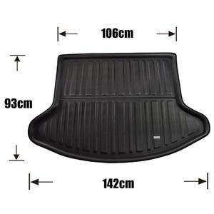 Image 3 - For Mazda CX 5 CX5 KE 2012 2013 2014 2015 2016 Boot Mat Rear Trunk Liner Cargo Floor Tray Carpet Guard Protector Car Accessories
