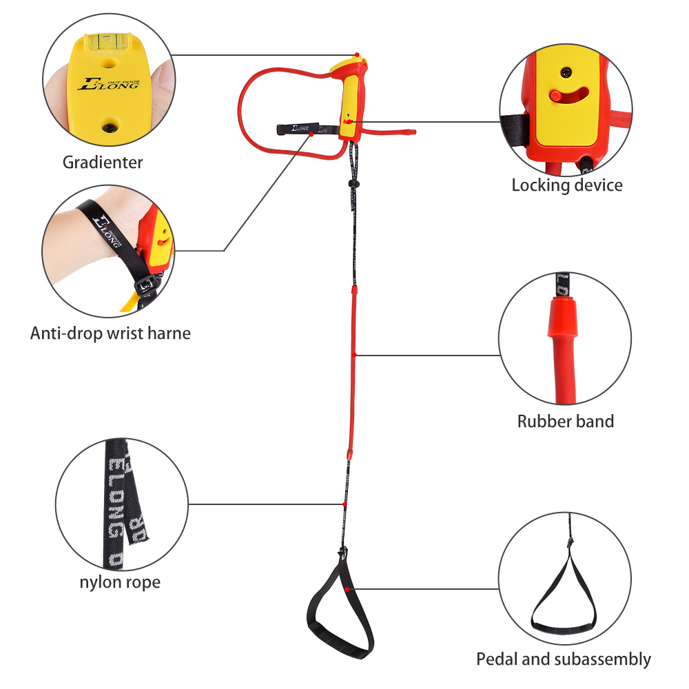 Finger Strength Resistance Bands Arm Strength Training for Archery Pull Bow Workout Equipment Runaty Archery Exerciser Bow Trainer