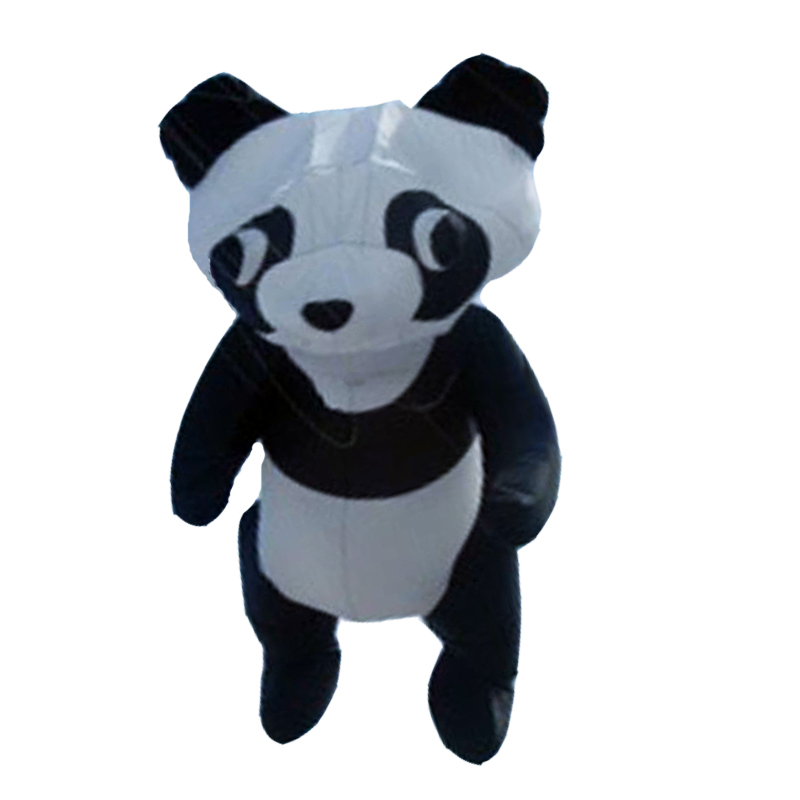 New High Quality  Nylon Cloth Power Panda Windsock For Pilot Kites Good Flying  Kite Festival