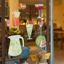 Рисунок из мультфильма; Креативное фрукты Наклейки на стены