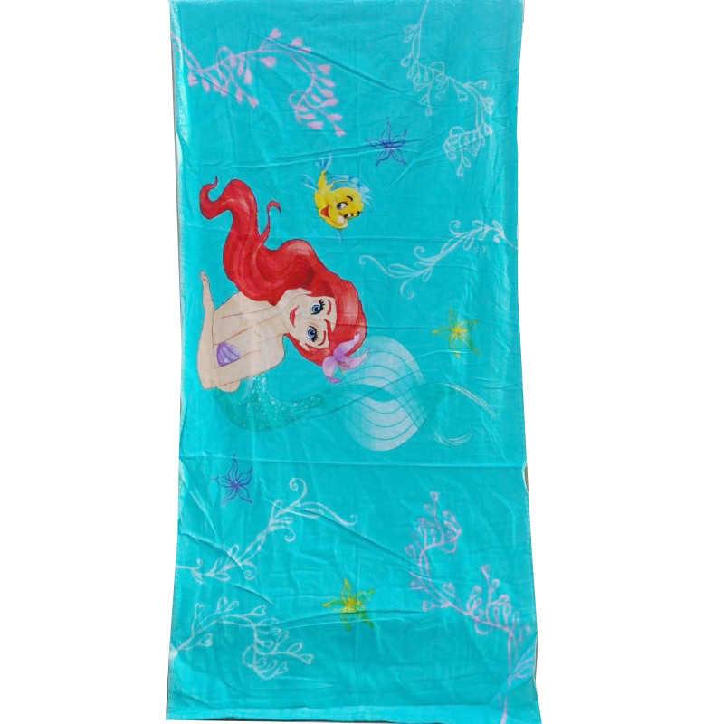 Disney Principessa Sirena Toy Story Nuoto Telo da bagno per il Bambino Delle Ragazze Dei Ragazzi Regalo Di Compleanno Ragazzi Spiaggia Telo Doccia 60x120cm