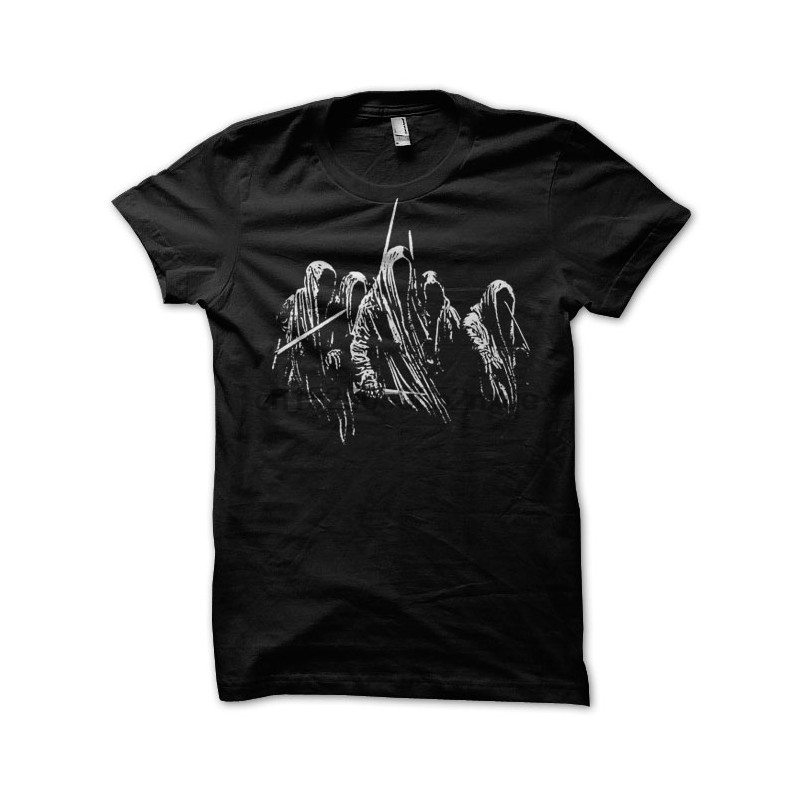 LORD OF THE RINGS NAZGUL RINGWRAITHS T-SHIRT
