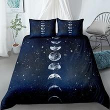 Eclipse3D Duvet Cover Set King Queen Double Full Twin Single Size Bed Linen Set