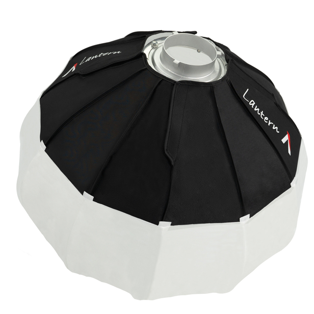 Aputure Lantern Softbox Flash Diffuser Soft Light Modifiers Bowens Mount For Aputure 120dii 300dii Lighting Shaping Soft Light