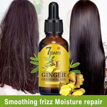 Ginger Hair Growth Serum For Women and Men Anti preventing Hair Loss Growing Dam