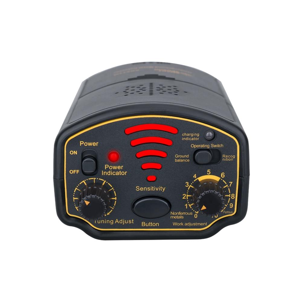 Главный блок управления металлоискателя подземный AR944M сканер Finder инструмент золотоискатель Охотник за сокровищами без батареи