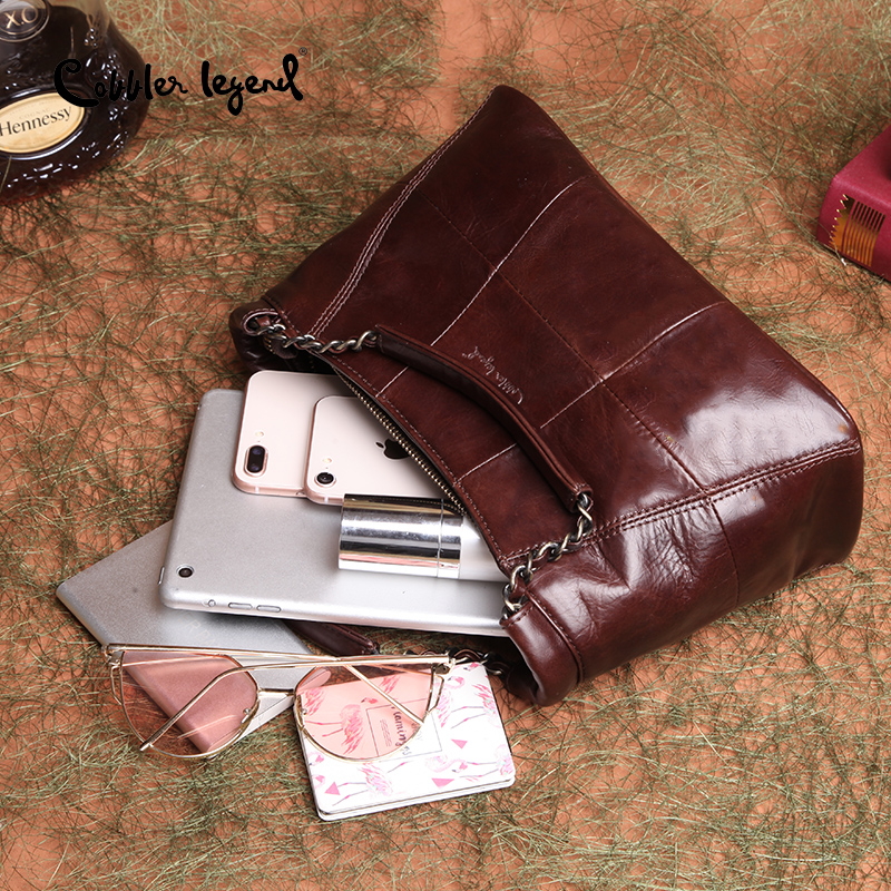 Cobbler Legend Genuine Leather Luxury Authentic Handbag Women's Evening Bags