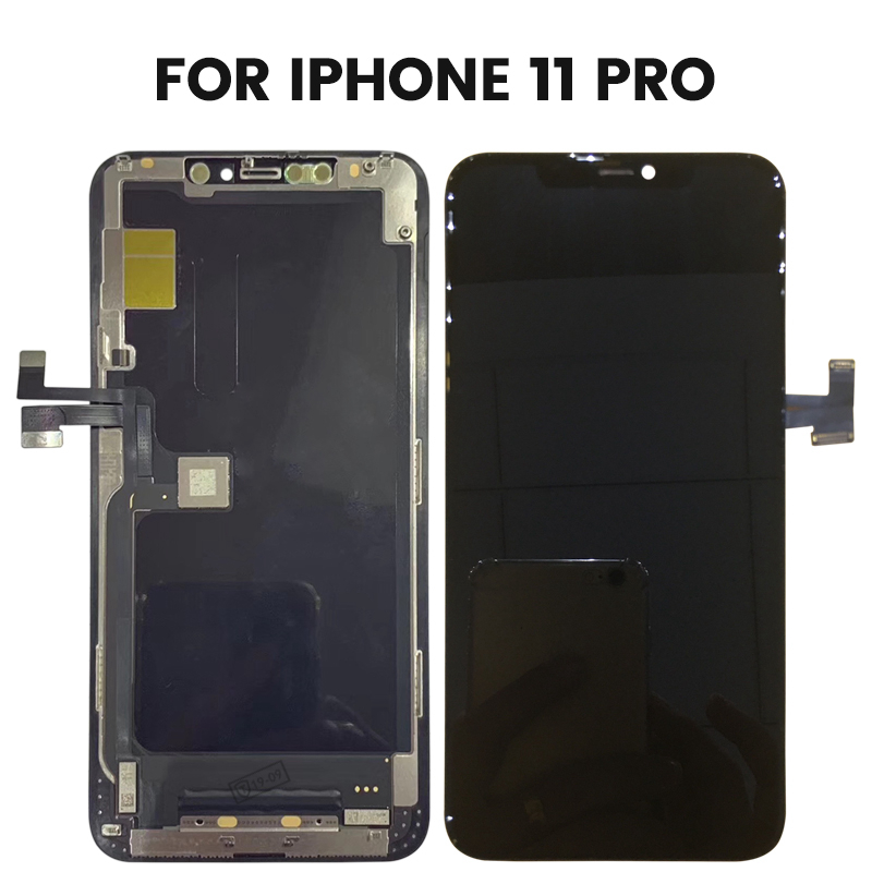 Mobile Phone LCD For iPhone 11 LCD Display Touch Screen Assembly Digitizer Glass Replacement For iphone 11 Pro Max LCD Pantalla