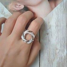 Модные дизайнерские кольца ювелирные изделия с белыми/золотыми