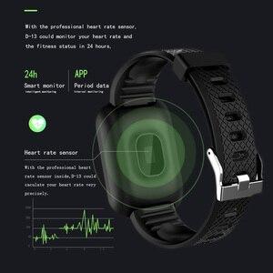 Image 3 - Спортивные умные часы TLXSA с шагомером, Bluetooth, водонепроницаемые умные часы с монитором сна для мальчиков, Подарочные часы D13 для Android