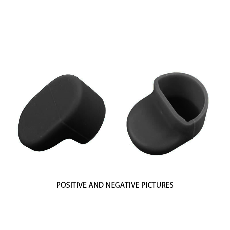 New Rear Mudguard Rear Fender Hook Silicone Cover Applicable For Xiaomi M365 Electric Scooter Replacement Parts Accessories