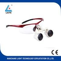 Medical magnifier surgical loupes dental loupes 3.5X BP frame 1set|Lamp Bases|Lights & Lighting -