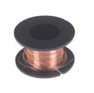 11 M/roll 0.1mm diamètre mince fil de cuivre bricolage Rotor émaillé fil électro-aimant technologie faisant