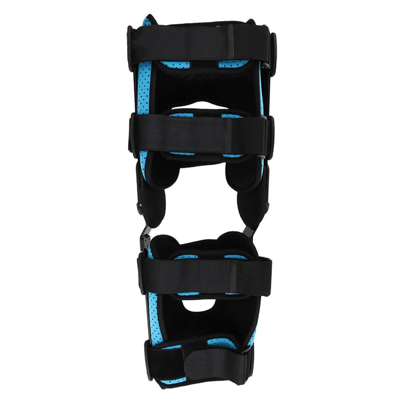 M Knee Orthosis Support Brace Joint Stabilizer Fracture Fixed Guard Splint Leg Protector