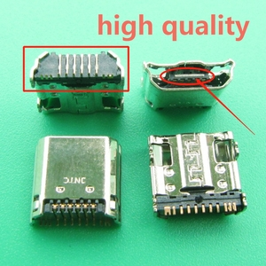 Image 3 - 10 개/몫 마이크로 USB 플러그 충전 포트 커넥터 소켓 삼성 탭 3 7.0 I9200 I9205 P5200 P5210 T530 T210 T211 T311 I9208