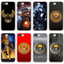 Soft Case For Huawei Honor 6 6A Play 7X V10 V8 7A 7C Mate 7 8 P9 Plus Y3II Y3 2016 Egyptian Falcon Horus Logo gods Egypt(China)