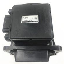 Pacote de 1 sensores automáticos originais japoneses md172609 md183609 e5t06071 medidores de fluxo de ar massa para mitsubishi pajero 2 6g74 3.5l