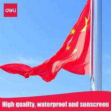 Flag Flipchart Banner Deli Sunscreen Chinese-National-Flag China Polyester Outdoor Waterproof