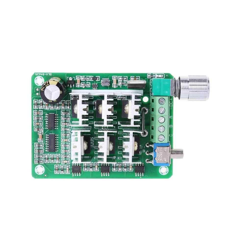 BLDC trójfazowy bezczujnikowy bezszczotkowy regulator prędkości silnika wybuchowy napęd wentylatora DC 5-36V