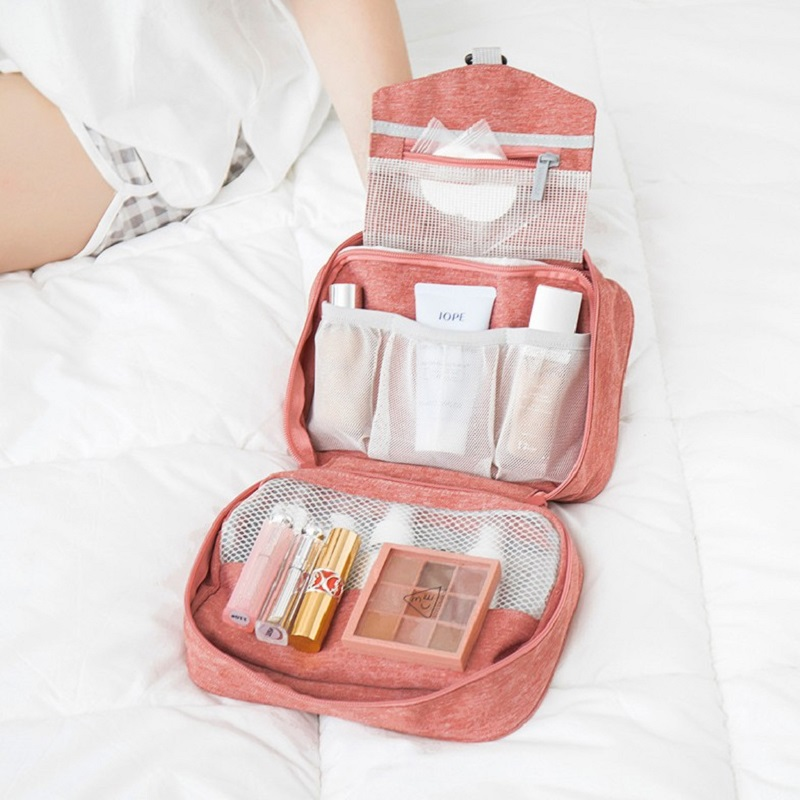 Waterproof Toilet Bag Travel Makeup Bag Luxury Toiletry Bag Pouch Travel