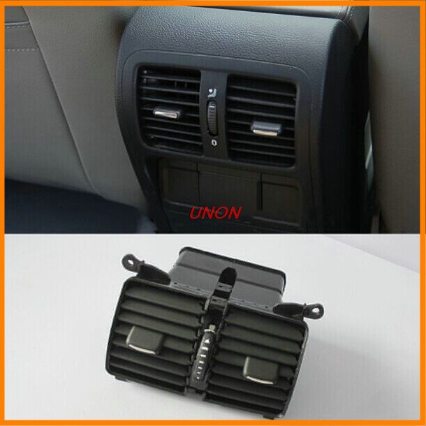 A/C Outlet Armrest Rear Center Console Air Vent For Volkswagen Passat B6 CC 3AD 819 203 A
