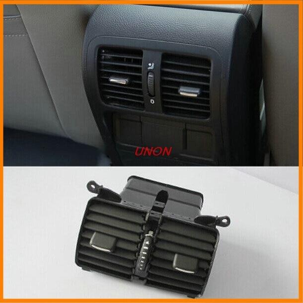 A/C Outlet Armrest Rear Center Console Air Vent For Volkswagen Passat B6 CC 3AD 819 203 A