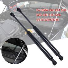 Nowy kaptur pneumatyczny amortyzator wstrząsów windy rozpórki Bar wsparcie akcesoria do karniszy dla BMW E60 E61 520i 525i 530i 535i 540i 51237008745