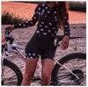 2020 pro equipe triathlon terno feminino camisa de ciclismo skinsuit macacão maillot ciclismo roupas ropa ciclismo conjunto rosa almofada gel 7