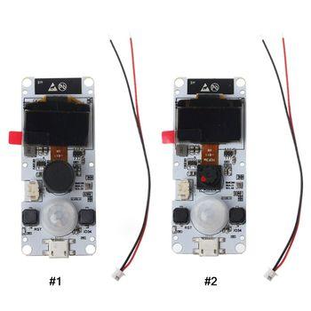 TTGO T-Camera ESP32 WROVER & PSRAM Camera Module ESP32-WROVER-B OV2640 0.96 OLED X6HA