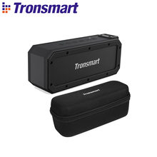 Tronsmart Element Force+ Tragbare Bluetooth 5,0 SoundPulse Lautsprecher mit IPX7 Wasserdicht, TWS,NFC,40W Max Ausgang, Stimme Assistent