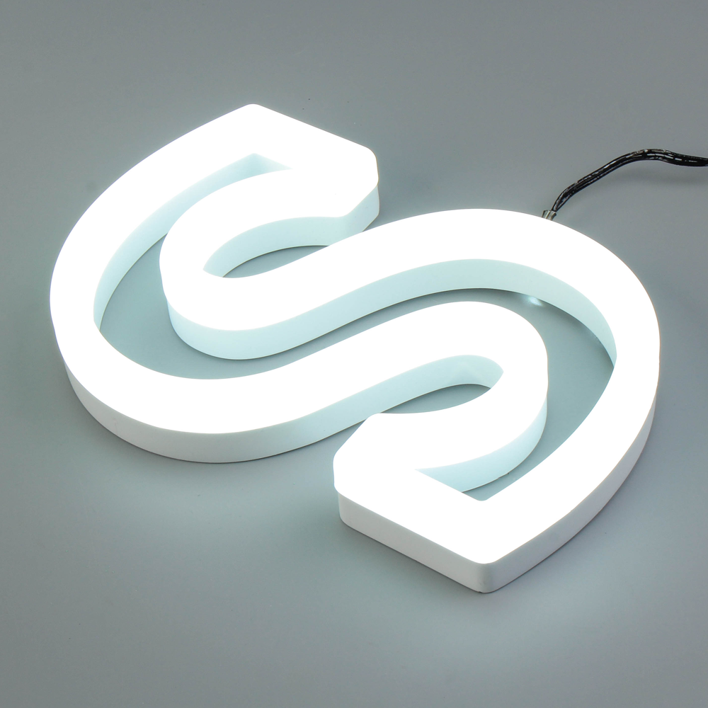 Ultra Light Up Handcraft Led Lights For Cut Acrylic Led Neon Signs Outdoor Logo