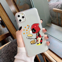 Deadpool Phone Cases For Iphone (15 Designs)  14