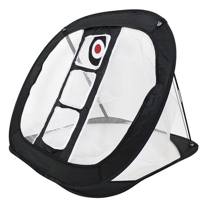 SEWS-Nylon Golf Practice Net Golf Cutter Net Portable Golf Practice Net