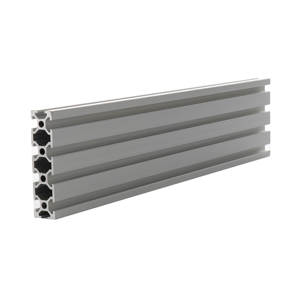 350mm 500mm Length 2080 T-Slot Aluminum Profiles Extrusion Frame For CNC Metals Custom Machine Frames Workstations Prototyping