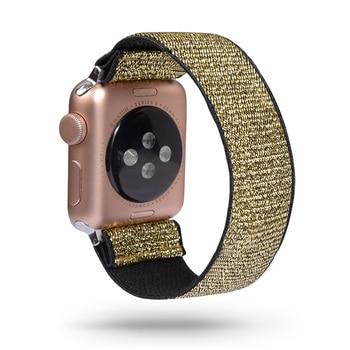 Ремешок нейлоновый для Apple Watch 38-42 мм 4