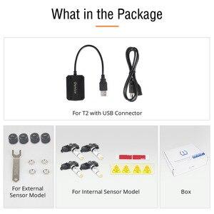 Image 5 - Ownice Android 8.1 USB TPMS ความดันยางปลุกภายนอก 4/เซ็นเซอร์ภายในสำหรับรถวิทยุยานพาหนะ